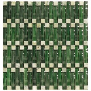 aqua-verde 12x12